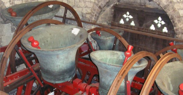 Bells at St Mary's, Beddington